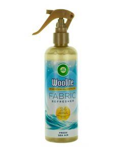 Airwick Spray pentru textile 300 ml Woolite Fresh Sea Air