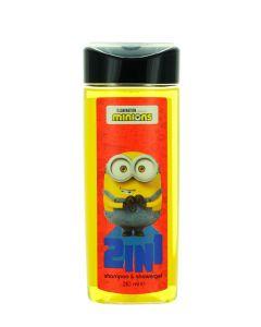 Minions Sampon&Gel de dus 210 ml Illumination (cod:091)
