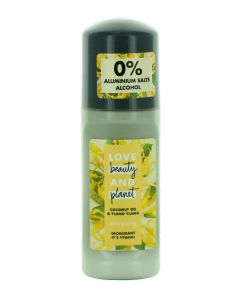 Love Beauty&Planet Roll-On 50 ml  Energizing