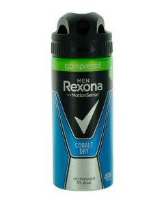 Rexona Spray deodorant barbati 100 ml(compresat) Cobalt Dry