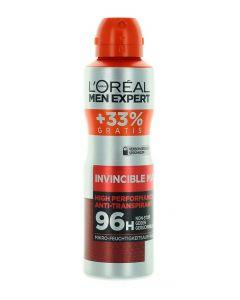 L'oreal Men Expert Spray deodorant barbati 200 ml Invincible Man