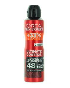 L'oreal Men Expert Spray deodorant barbati 200 ml Ultimate Control