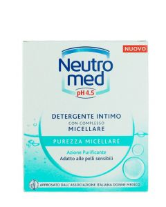 Neutromed Sapun lichid intim 200 ml Purezza Micellare