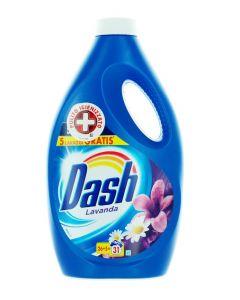 Dash Detergent lichid 1705 ml 31 spalari Lavanda