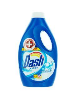 Dash Detergent lichid 1375 ml 25 spalari Bicarbonato
