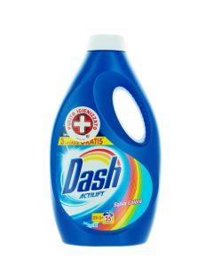 Dash Detergent lichid 1375 ml 25 spalari Salva Colore