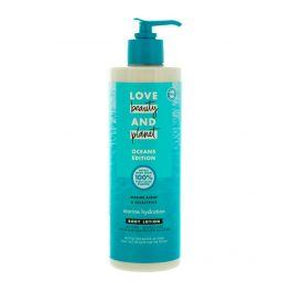 Love Beauty&Planet Lotiune de corp cu pompa 400 ml Oceans Edition