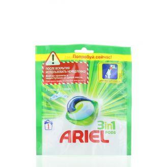Ariel Detergent Capsule 3in1 1 buc Mountain Spring