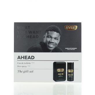 STR8 Caseta Parfum+Spray deodorant 100+150 ml Ahead