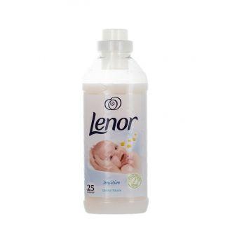 Lenor Balsam de rufe 750 ml 25 spalari Sensitive( exp 12.2019)