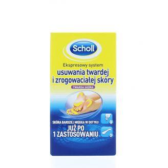Scholl Solutie pentru indepartarea bataturilor 50 ml