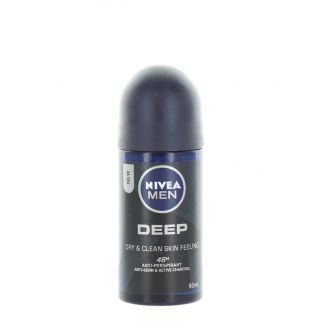 Nivea Roll-on 50 ml Men Deep