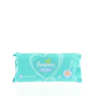 Pampers Servetele umede 52 buc Fresh Clean