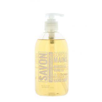 Savon Sapun lichid cu pompa Body&Hand 500 ml Marsella Vanilla