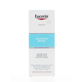 Eucerin Crema-Gel dupa plaja 150 ml After Sun Sensitive