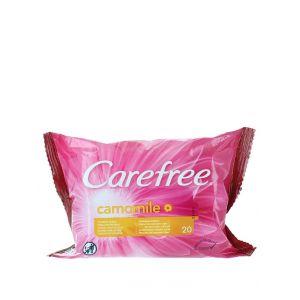 Carefree Servetele intime 20 buc Camomile (exp: 01.2020)