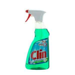 Clin Sol. curatat geamuri 500ml Apple