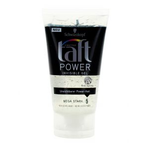 Taft Gel de par 150 ml NR:5 Power invisible