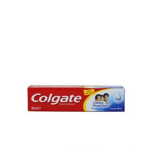 Colgate Pasta de dinti 50 ml Cavity Protection Fresh mint