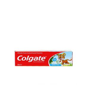 Colgate Pasta de dinti copii 50 ml 2-5 ani