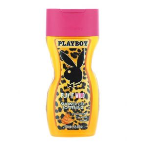 Playboy Gel de dus femei 250 ml Play it Wild