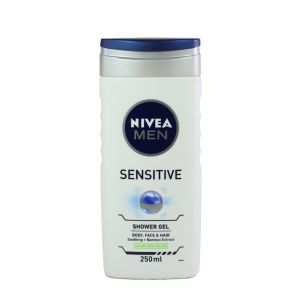 Nivea Gel de dus 250 ml Men Sensitive
