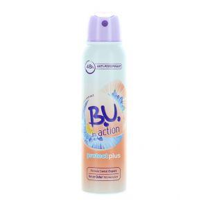 B.U. Spray Deodorant 150 ml Action Protect plus