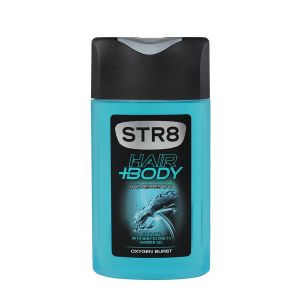 STR8 Gel de dus 250 ml Oxygen Burst