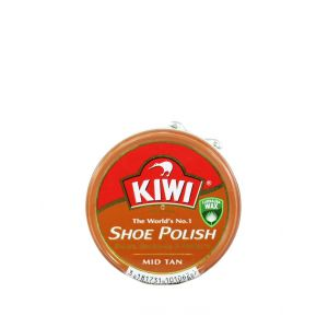 Kiwi Crema pantofi rotunda fara burete 50 ml Marron Clair