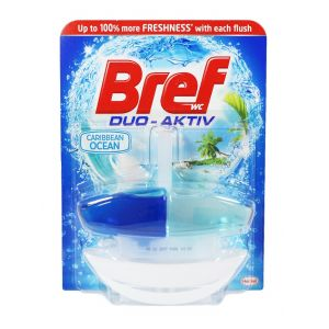 Bref Odorizant wc duo activ 50 ml Ocean