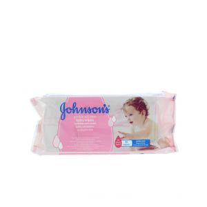 Johnson's Servetele umede 56 buc Gentle Cleansing