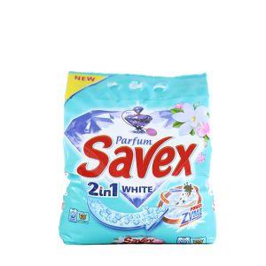 Savex detergent automat 2 kg 20 spalari 2in1 White