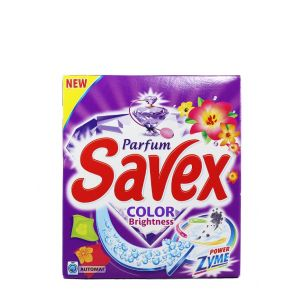 Savex Detergent automat 300 g in cutie Color Brightness