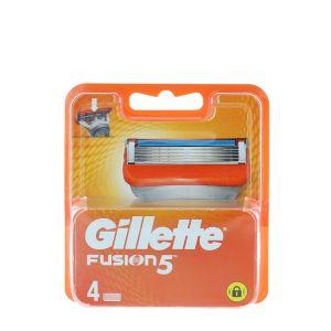 Gillette rezerva 4 buc Fusion