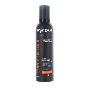 Syoss Spuma de par 250 ml Curl Control