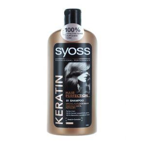 Syoss Sampon 500 ml Keratin