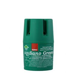 Sano Odorizant wc pentru bazin 150 g Green