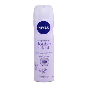 Nivea Spray Deodorant femei 150 ml Double Effect