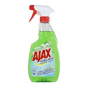 Ajax Solutie curatat geamuri 500 ml Spring Flowers