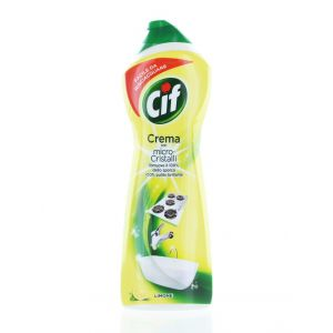 Cif Crema abraziva 750 ml Lemon