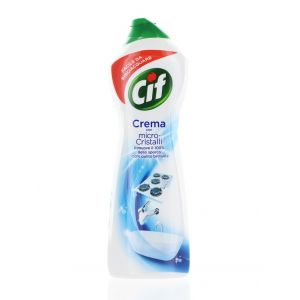 Cif Crema abraziva 750 ml Original
