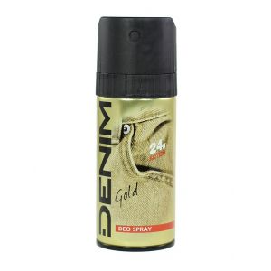 Denim Spray deodorant 150 ml Gold