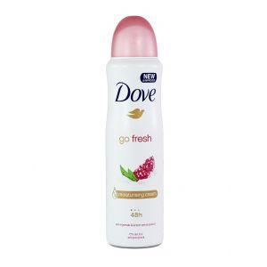 Dove Spray deodorant femei 150 ml Go Fresh Pomegranate
