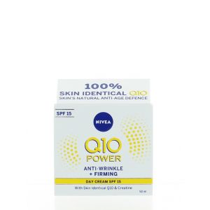 Nivea Crema antirid de zi 50 ml Q10 Power