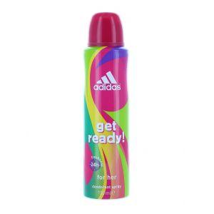 Adidas Spray Deodorant femei 150 ml Get ready
