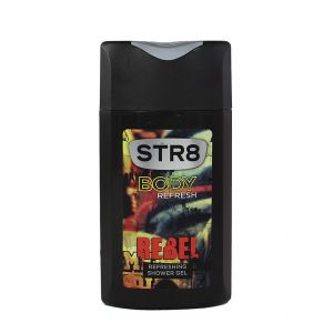 STR8 Gel de dus 250 ml Rebel (design vechi)