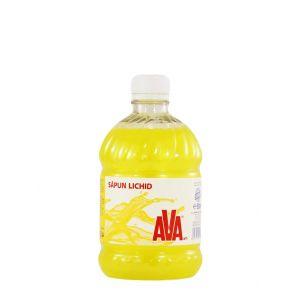 Ava Sapun lichid rezerva 500 ml Galben