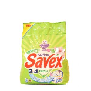 Savex Detergent automat 4 kg 2in1 Fresh