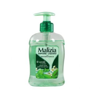 Malizia Sapun lichid 300 ml Menta verde