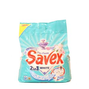 Savex Detergent automat 4 kg 2in1 White